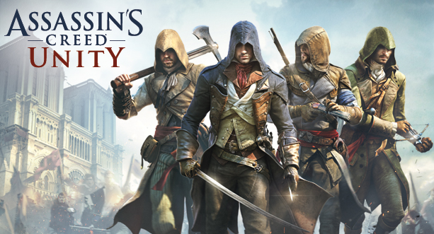 проблемы с игрой Assassin Creed Unity
